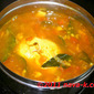 Egg Rasam (Indian Pepper Soup With Egg)
