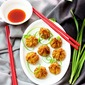 Fried Prawn Wanton