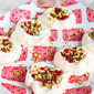 Light Meringues with Pomegranate & Pistachios {QSquared Giveaway}