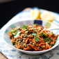 Lentil Salad with Carrots and Cilantro & Taking Care Of Yourself During The Holidays