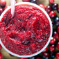 Cranberry Cocktail Sauce + Madhava Giveaway