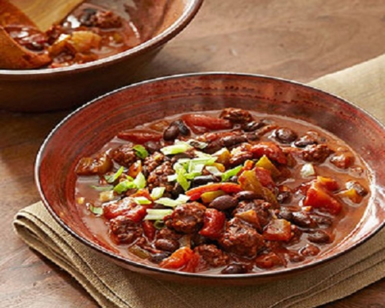 Slow Cooker Beef Chili Recipe by Recipe - CookEatShare