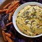 Roasted Buttercup Squash & Tahini-Yogurt Dip #12WeeksofWinterSquash