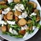 10.08.14: dinner (Lorraine Pascale's pan-seared mascarpone gnocchi)