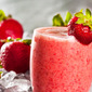 Quick Strawberry Smoothies