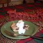 Ricotta Nutella Chocolate Frangelico Cookie Cake, a festive foods rewind