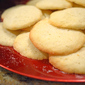 Simple Sour Milk Sugar Cookies