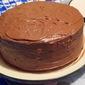 Triple Chocolate Brownie Stack