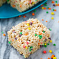 Nerds Rice Krispie Treats Recipe