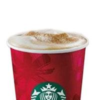 Starbucks Eggnog Latte Made Skinny