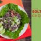 Peruvian Soltero de Quinoa Salad