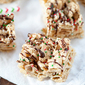 Bacon Cheddar Biscuits, Christmas Bars, & More!
