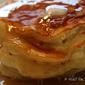 Eggnog & Vanilla Bean Pancakes