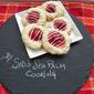 Cherry Pie Shortbread Cookies for SRC Cookie Carnival 2014