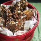 Jingle All the Way: Sweet and Salty Pretzel-Toffee Bark for #ChipitsHoliday