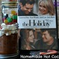 Homemade Hot Cocoa Mix in Jars