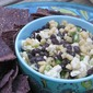 Healthy Holiday Snacks and Black Bean, Corn and Feta Dip Recipe