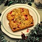 Cranberry Bread; morning coffee