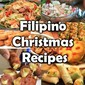 Filipino Christmas Recipes or Noche Buena Recipes