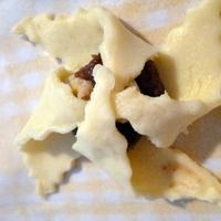 PINWHEEL pastry STAR cookie
