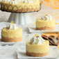 Passionfruit Satin Chiffon Pie