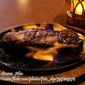 Flaming Steak