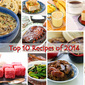 Top 10 Recipes of 2014
