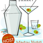How To Host A Martini Night