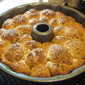 Heavenly Herb Monkey Bread