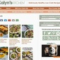 Announcing a More Mobile-Friendly Design and New Visual Recipe Index Categories for Kalyn's Kitchen!