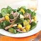 Chicken-Mango Dinner Salad