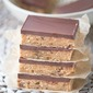 Homemade Snack Bars with Cashews, Dates and Almonds