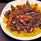 Beef and Spaghetti Squash 'Lo Mein', the update