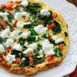 Kale, Red Pepper and Goat Cheese Frittata & 2015 Focus Word