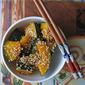 Steamed Kabocha Squash 蒸日本小南瓜