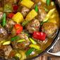 Maria Mac's Sweet & Sour Meatballs