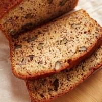 Healthy-Banana-Nut Bread