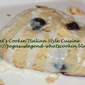 Blueberry Almond Scones Recipe Video