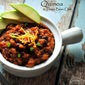 Superfood Quinoa & Three-Bean Chili