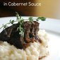 Braised Beef Short Ribs in Cabernet Sauce – Ultimate Dinner Party Recipe!