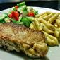 Easy Sunday Supper: Pan-Fried Boneless Pork Chops