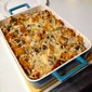 Baked Pasta with Pesto