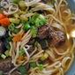 Handmade Vegan Ramen Noodles