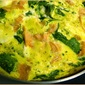 Herby Frittata with Vegetables and Goat Cheese