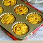 Southwestern Crustless Breakfast Tarts Recipe (Low-Carb, Gluten-Free)