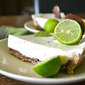 Chocolate-Coated Key Lime-Coconut Creme Pie