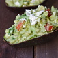Finger Food Friday: Tangy Avocado and Feta Dip