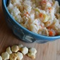 Slow Cooker Recipe: Chicken and Rice Porridge {Georgia Pellegrini Book Giveaway}