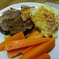 Asian Spiced Shoulder of Lamb, Mango Quark Cheesecake and the Aldi Challenge