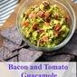 Bacon and Tomato Guacamole